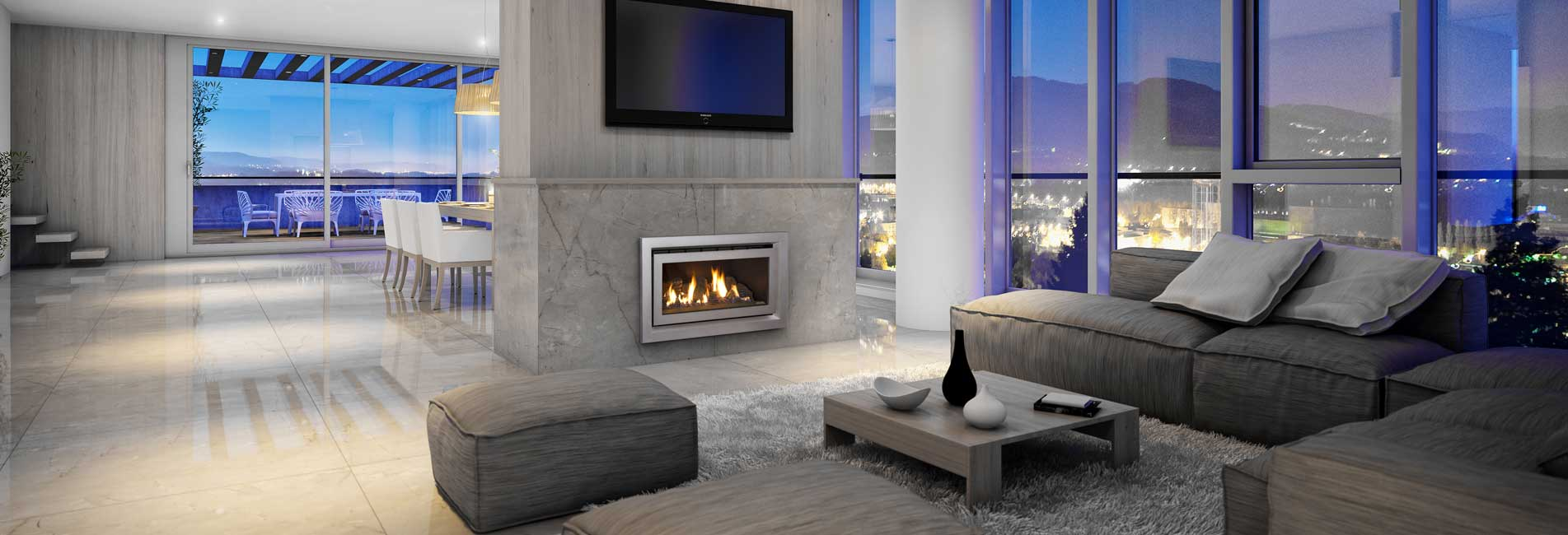 Gas Log Fires Melbourne, Ducted Heating Dandenong, Split Systems Carrum Downs